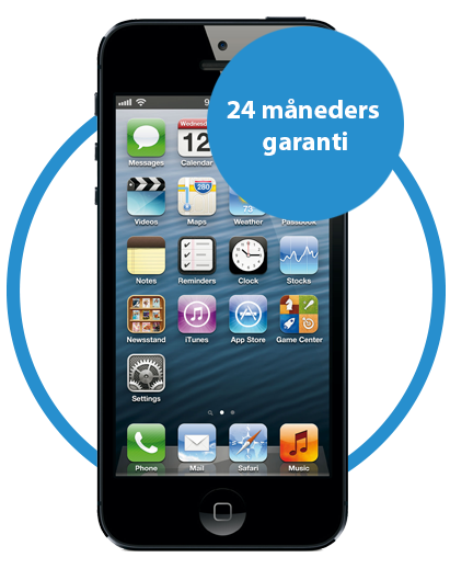 iphone 5 reparation-smartphonecare-odense