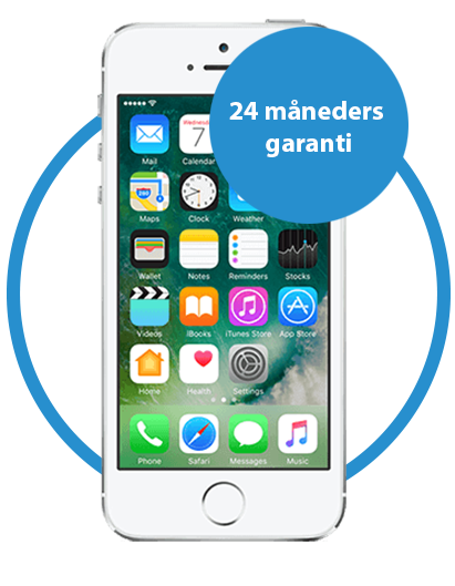 iphone 5s reparation-smartphonecare-odense