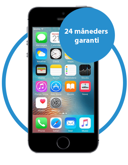 iphone se reparation-smartphonecare-odense