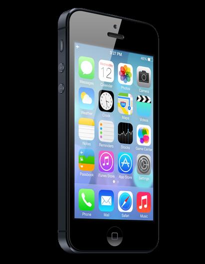 reparation iphone 5 skærm